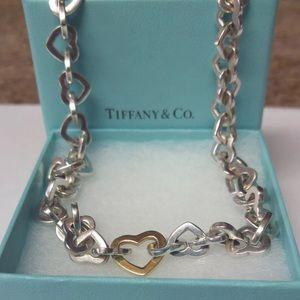 Tiffany & Co. Jewelry - Tiffany Elsa Peretti necklace and bracelet set.